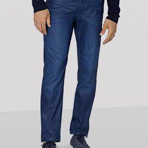 Jack and Jones Men's Waxed Jeans. 33x32. NEW!